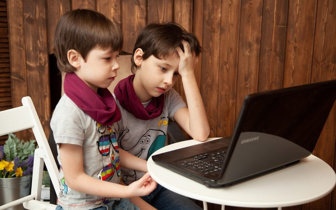 Menores y protección de datos.